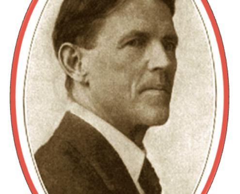 portrait du Dr Bates